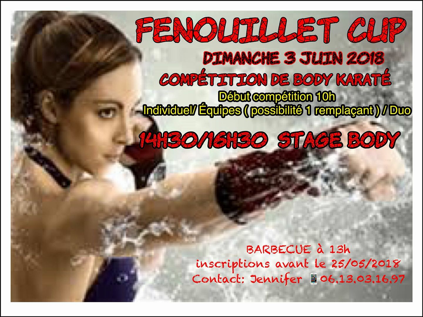 coupe Body Fenouillet 2018